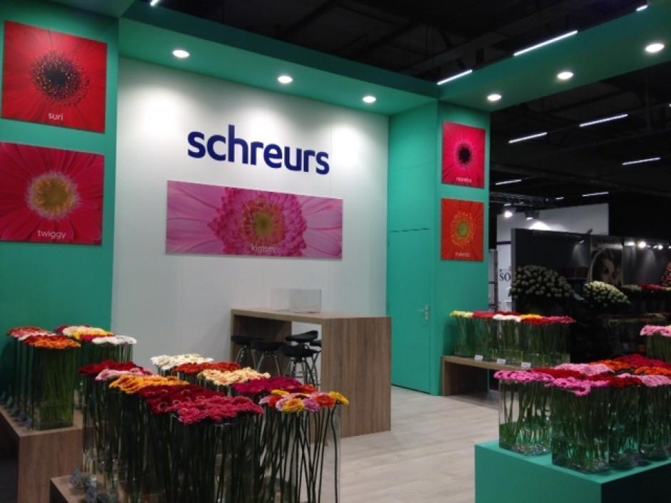 Schreurs Holland B.V. - Flora Holland Trade Fair 2015